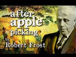 after apple picking by robert frost poetry reading