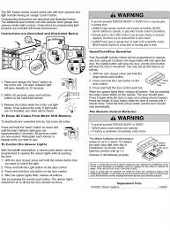 clicker garage door keypad instructionsReset Clicker Garage Door Keypad  Wageuzi