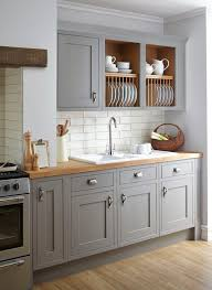 grey painted kitchen cabinets ideas. Grey Painting Kitchen Cabinets For Small Ideas With White Backsplash Tile Look Classic Themes Painted B
