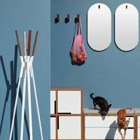 Blu Dot Splash Coat Rack Blu Dot Desks Sofas Beds 100Modern 69