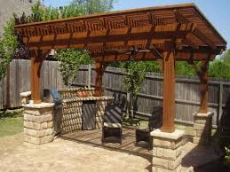 detached wood patio covers outdoor