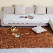 Xnwp Dicker Teppich 6cm Seide Teppich Kaffee Tisch Wohnzimmer