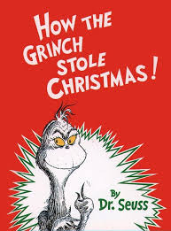 how the grinch stole christmas book cover. Delighful Christmas This Weeku0027s Book Cover Throwback Grinch As In How The Grinch Stole  Christmas By Dr Seuss In The W
