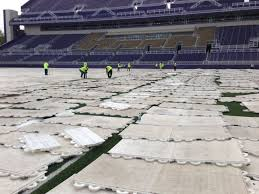 ed venues need to be protected and your event guests and equipment need sy solid ground football fields make excellent temporary event venues