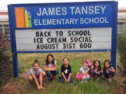 "James Tansey School on Twitter: ""See you at the Ice Cream Social!  #tanseycares #teamtansey #tanseytigers #backtoschook… """