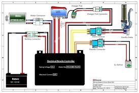 razor powerrider 360 parts electricscooterparts com Power Wheels ATV Wiring Diagrams razor� powerrider 360 wiring diagram