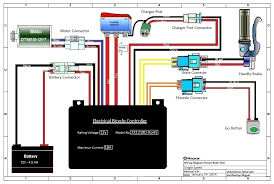 razor powerrider 360 parts electricscooterparts com power wheels kawasaki kfx wiring diagram razor� powerrider 360 wiring diagram
