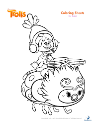On coloring pages for kids you will find loads of wonderful, free pictures to print and color! Trolls Movie Coloring Pages Best Coloring Pages For Kids