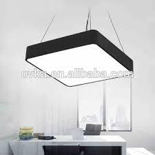 Modern office lighting Lighting Design 36w Modern Led Square Hanging Office Lights Androidographyinfo Creative Idea 36w Modern Led Square Hanging Office Lights Buy Hanging Lights