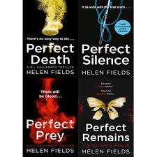 A di callanach crime thriller series 4 books collection set by helen fields:  Amazon.co.uk: Helen Fields: 9789123725816: Books
