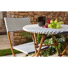 stylewell french caf 3 piece wicker
