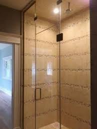 new glass shower doors installed by macc s glass inc in macclenny fl