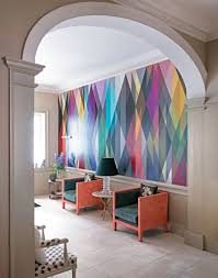 Bold Wallpaper For Walls Ideas Metallic Interior Paint Colors More Than10 Home Cosiness