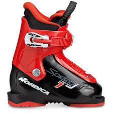 Nordica Speedmachine J1 Ski Boots Little Boys 2020
