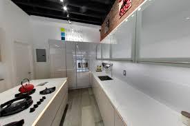 Small Apartment European Modern Creative Kitchen Floor Tile Design