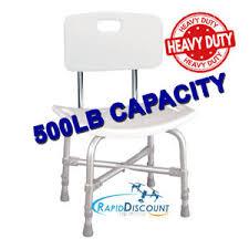 extra heavy duty folding chairs. Image Is Loading Extra-Wide-Heavy-Duty-Bariatric-Bath-Bench-Shower- Extra Heavy Duty Folding Chairs G