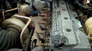 2000 Dodge Ram Cummins 5.9L 24 Valve Engine - YouTube