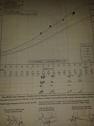 Antenatal Growth Chart Centile Lines Help With Antenatal Grow Chart Please Mumsnet