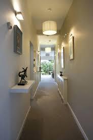 hallway illuminated drum shade pendants wall sconces track lighting for dark long led