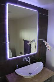strip lighting ideas. creative lighting with led light strips changing trace the outline of this vanity mirror strip ideas