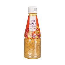 <b>Напиток</b> с семенами <b>базилика</b> со вкусом Манго <b>Jelly Basilly</b>, 0,3мл