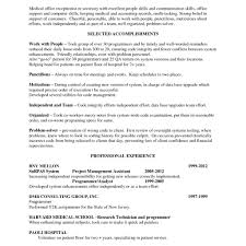 Medical Office Manager Resume Samples Example 7 Template And New