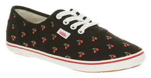 vans trainers. image is loading womens-vans-cedar-shoe-black-cherries-trainers-shoes vans trainers a