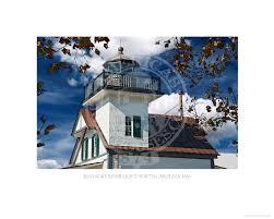 Roanoke River Light Roanoke River Lighthouse North Carolina 1886