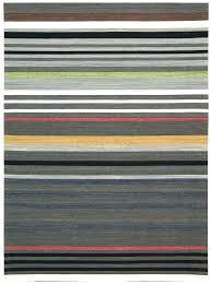 ikea striped rug colorful ikea striped rug black white