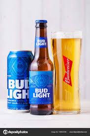 Bud Light Rice Or Wheat Budweiser Image Gallery London Uk April 27 2018