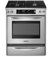 Gas Double Oven Wall Kitchenaid Double Oven Luxury Kitchen Style Ideas With Blue