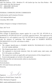 Pp 10 Mobile Printer Cover Letter Change In Id Request