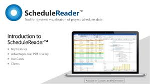 Project Schedules Schedule Reader Viewer For Xer Xml Xls Project Schedules