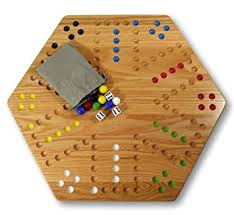 Wooden Marble Game Board Aggravation Amazon Oak HandPainted 100 Wooden Aggravation Game Board 66