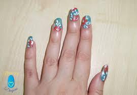 Bright Flower Nail Art Design Tutorial Bright Flowers Nail Design Tutorial For Beginners Nails