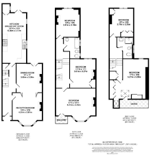 Victorian Terrace House Plans  terraced house floor plans   Friv    Victorian Terraced House Floor Plans