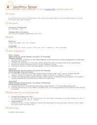 Data Analyst Resume Google Template Great Examples Best Google