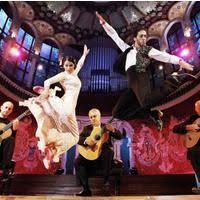 Tribute to Paco <b>de Lucía</b> - Barcelona Guitar Trio & Dance   Palau <b>de</b> ...