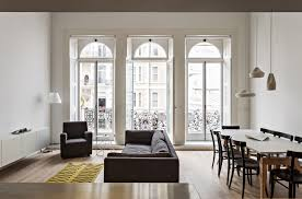 Victorian Terrace Living Room Modern Redesign Of A Victorian Era Apartment In London