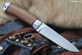 Эш (рукоять орех, тыльник и гарда алюминий) | Ножи, Марки ...
