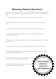 predicting balancing equations worksheet pdf nuclear answers answer