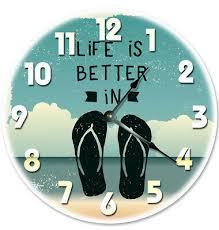 12 inch wall clock 2033