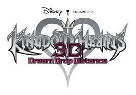 Bild - Kingdom Hearts Dream Drop Distance Logo.png | Kingdom Hearts ...