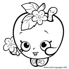 Easy Coloring Pages For Kids Cute Cartoon Unicorn Coloring Pages