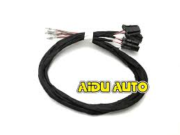 online buy whole door wiring harness from door wiring door warning light insatll cable wire harness for vw golf 5 6 jetta mk5 mk6 cc