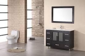 Modern Bathroom Furniture Cabinets Gray Bathroom With Black Vanity Vanity Lighting 18 Inch Bathroom