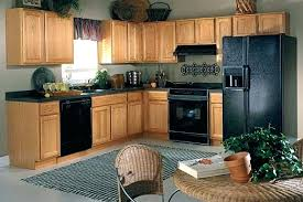 Kitchen Color Ideas Vilhena Me Within Wall With Oak Cabinets Plans