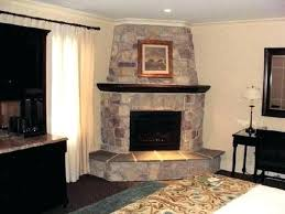 corner gas fireplace ideas fireplaces stone designs inserts for idea