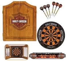 42 harley davidson bar and shield dart board harley davidson gifts