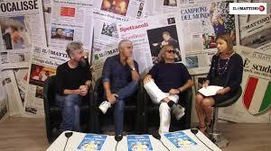 Il Mattino - Il cast del film Achille Tarallo al Mattino Tv